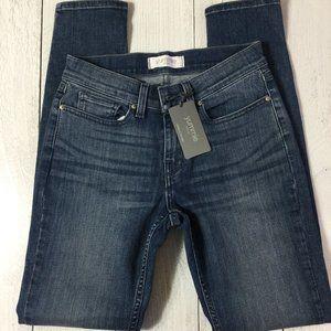 Yummie Med Wash Skinny Leg Jeans, Size 25, NWT